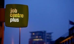 A jobcentre in Leeds