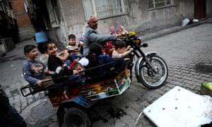 Children in Diyarbakir