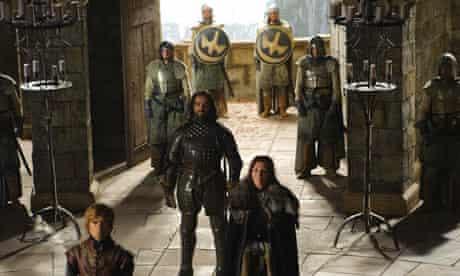 Game of Thrones shoot in Belfast