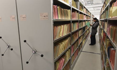 Stasi files row as Britain refuses to return documents to Germany