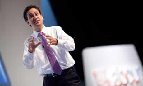 Ed Miliband uses New Year message to accuse PM of Depression-era 'despair'