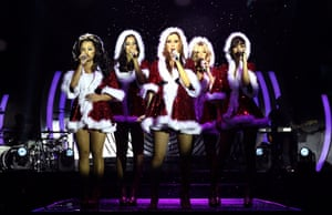Week in music: The Saturdays - All Fired Up! Live Tour - Dress Rehearsal