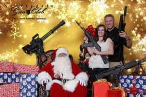Father Christmas: GSantas from around the world