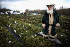 Father Christmas: Santas from around the worldn