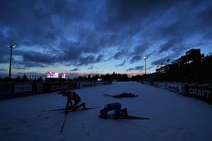 24 hours : FIS Tour de Ski Oberhof - Men's Day 1