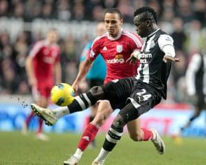 football: Newcastle United