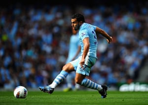 football: Manchester City v Wigan Athletic - Premier League