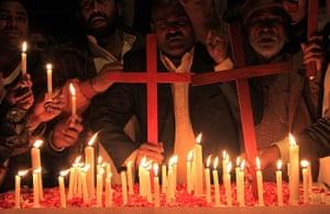 New Year celebrations: Pakistani Christians make New Year prayers