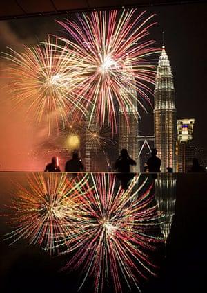 New Year Celebrations: New Year Celebration 2012