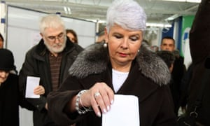 Parliament and government elections in Croatia