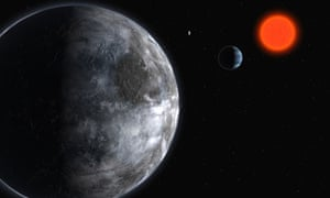 Planetary system Gliese 581