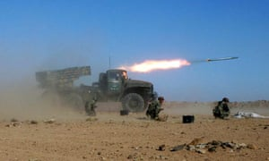 Military manoeuvre in Syria