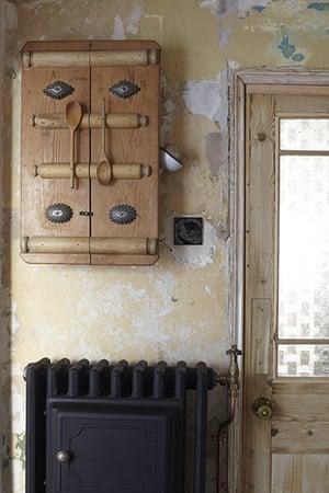 Brighton house: cupboard