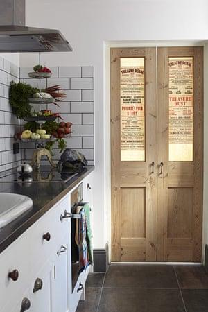 Brighton house: kitchen
