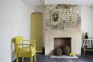 Brighton house: basement room