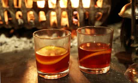 John Wright's mulled cider