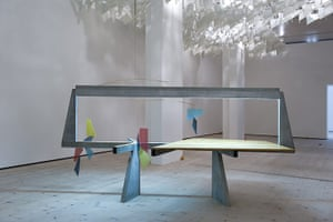 Turner Prize 2011: Martin Boyce  Do Words Have Voices 2011