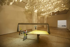 Turner Prize 2011: Turner Prize 2011 - Do Words Have Voices by Martin Boyce