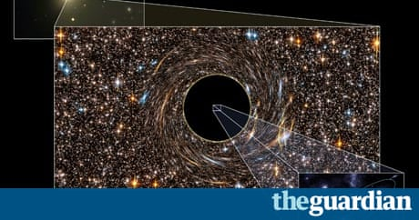 black holes who discovered - photo #21