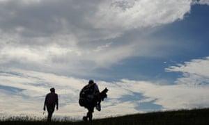 Open golf championship