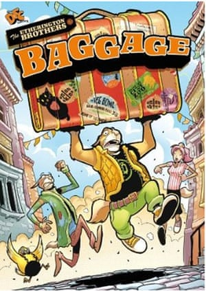 Older Childrens Books: Older Children's Books - Baggage by Etherington Brothers