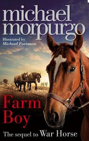 Older Childrens Books: Older Children's Books - Farm Boy by Michael Morpurgo