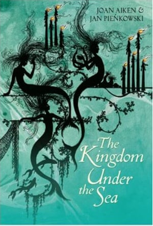 Older Childrens Books: Older Children's Books - The Kingdom Under The Sea