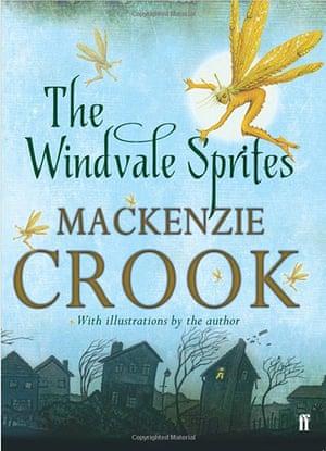 Older Childrens Books: Older Children's Books - The Windvale Sprites by Mackenzie Crook