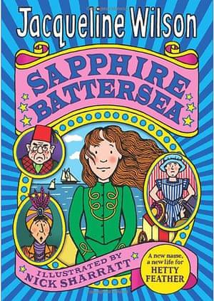 Older Childrens Books: Older Children's Books - Sapphire Battersea by Jacqueline Wilson
