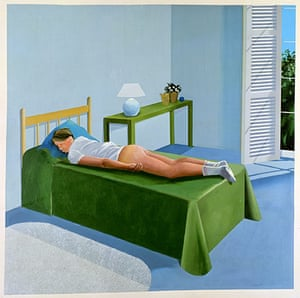 Mystery of Appearance: David Hockney, The Room Tarzana 1967