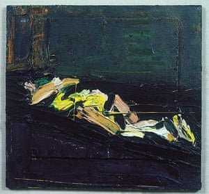 Mystery of Appearance: Frank Auerbach, Reclining Figure 1972