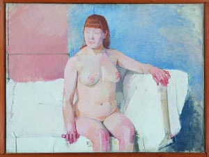 Mystery of Appearance: Euan Uglow, Nude, Lady C 1959-60