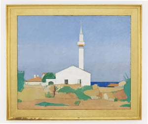 Mystery of Appearance: Euan Uglow Mosque at Ciftlike Koyou 1966