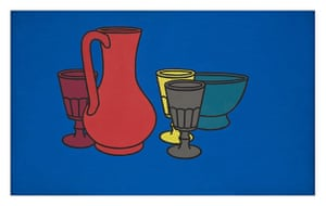 Mystery of Appearance: Patrick Caulfield, Coloured Still Life 1964