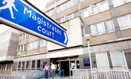 Croydon magistrates court