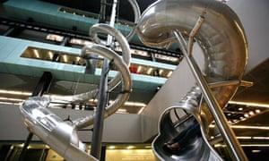 Carsten Höller's exhibition at Tate Modern