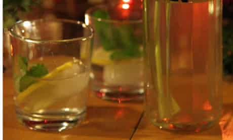 Gin Alexanders