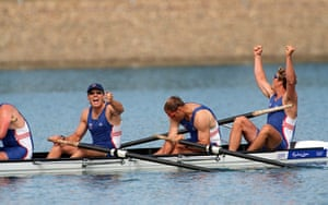 rowing: 2000 Olympic