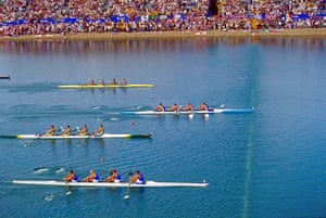 rowing: Great Britain Coxless Four