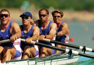 rowing: Oly M Rowing Four