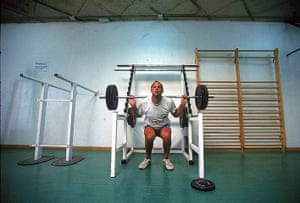 rowing: Steve Redgrave