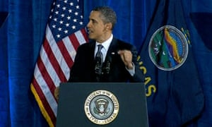 Barack Obama declares 'this is a make-or-break moment for the middle class'