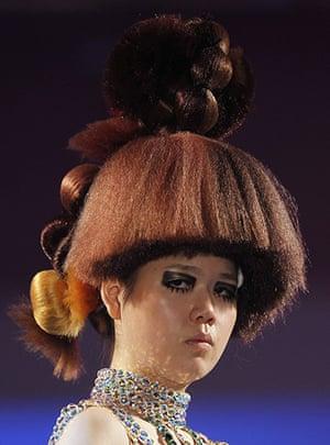 The Crazy Cutting Edge Of Korean Hair Fashion The Guardian