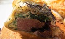British Larder recipe beef wellington