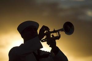 Pearl Harbor memorial: Lee Soucy memorial