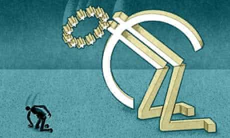 Eurozone Matt Kenyon illustration