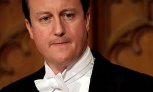 PM at lord mayor's banquet