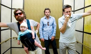 The Hangover: Warner Brothers is one of companies backing the new UltraViolet service