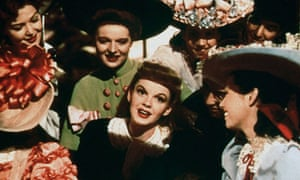 Judy Garland in Meet Me In St Louis