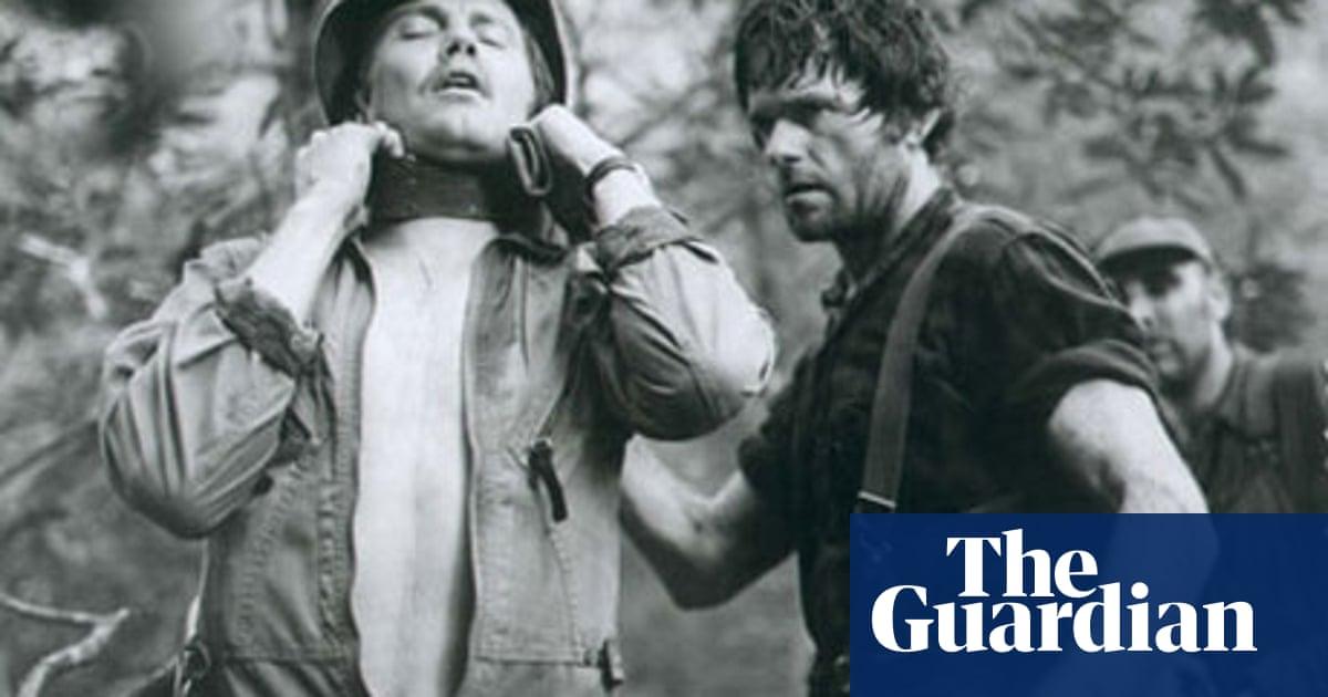 Bill McKinney obituary   Film   The Guardian